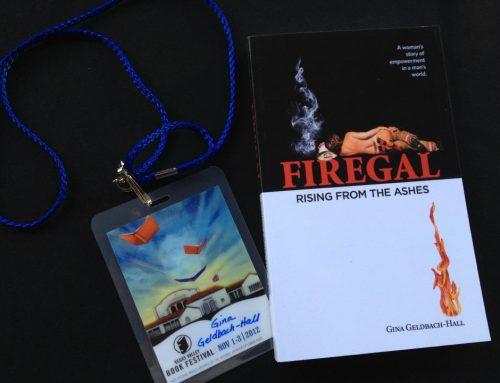 Firegal… at the Vegas Valley Book Fair