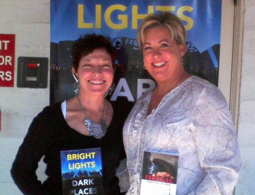 Vegas Valley Book Fair with Debra Gauthier